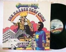 JIMMY CLIFF - THE HARDER THEY COME - 1979 MANGO SOUNDTRACK LP original ost VG+