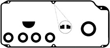 ROCKER VALVE COVER SEAL SET FOR MITSUBISHI LANCER CE VRX 4G93 SOHC 16V 99-00