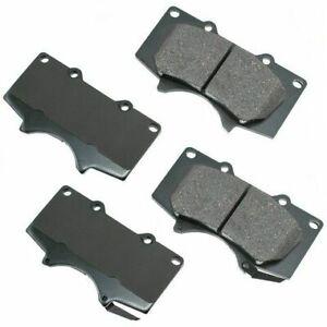 Akebono ASP976 Akebono Performance Ultra Premium Ceramic Disc Brake Pad Kit