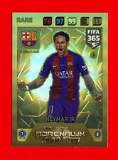 FIFA 365 2018 -Panini Adrenalyn- Card TOP MASTER Rare n. 5 - NEYMAR - BARCELONA