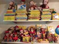 Curious George Museum Collection! Estate sale! Rare & Vintage!