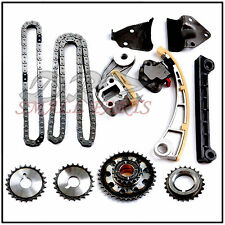 Engine Timing Chain Kit Chevy Tracker Suzuki Engines J18 J20 J23 1.8L 2.0L 2.3L