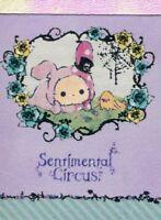 San-X Sentimental Circus 2 Design Mini Memo Pad #27