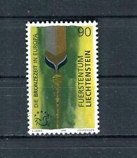 Liechtenstein 1996 L'età del Bronzo in Europa MNH