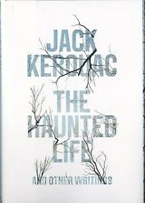 JACK KEROUAC THE HAUNTED LIFE AND OTHER WRITINGS HARDCOVER IN DJ FIRST EDITION