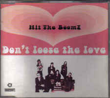 Hit The boom- dont loose the Love cd maxi single
