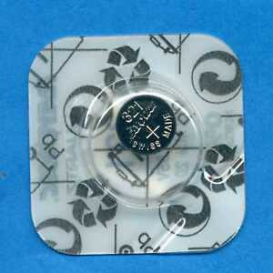 1 x 321 SR616SW V321 D321 SR65 1.55V Silver Oxide Watch Cell Battery Rayovac