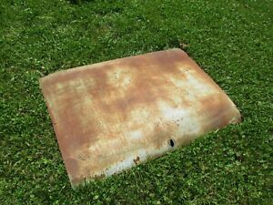 1965 FORD FAIRLANE TRUNK LID