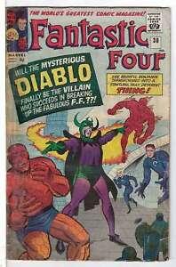 Fantastic Four (Vol 1) # 30 (Gd Plus (G Price VARIANT RS003 ORIG US
