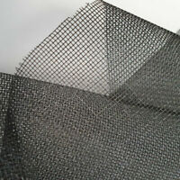 120GSM Mosquito and Insect Screen Mesh Fabric 160cm Wide - Sold by the Metre