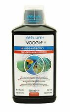 Vida fácil 500ml Acuario Peces Tanque Voogle estrés Acondicionador De Agua Abrigo Slime