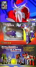 Transformers AllFun Toys AFT-07 Titanium Saint / Alpha Trion Brand New