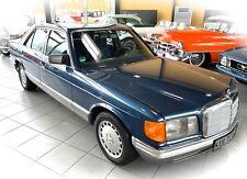 *BEQUEM UND STILVOLL REISEN* Mercedes 280 SE Automatik W126 Oldtimer Museum