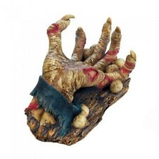Gothic Gifts Zombie Hand Bottle Holder Halloween Decor The Walking Dead Bloody