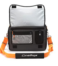 NEW FAB Laptop Bag Black/Orange - WOT CineBags CB-17