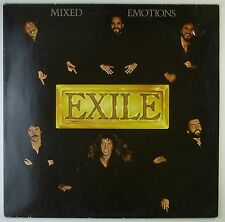 "12"" LP - Exile - Mixed Emotions - k5953 - washed & cleaned"