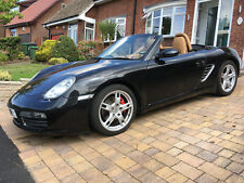 2007 PORSCHE BOXSTER 3.2 S TIP-TRONIC S SPORTS CONVERTIBLE 987 with hard top