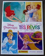 !!! Album NEUF vide - collection Panini - CROIS EN TES RÊVES - Disney Princesses