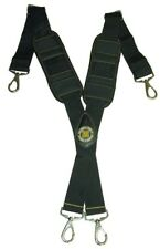 Rack-A-Tiers 43606 Molded air Channel Support Suspenders. Tool Belt Attachable