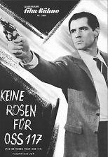 IFB 7969 | KEINE ROSEN FÜR OSS 117 | John Gavin, Curd Jürgens | Top