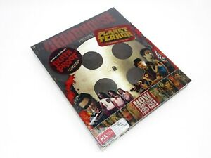 Grindhouse extended version movies set: Death Proof & Planet Terror DVD MA15+