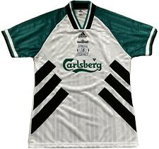 Liverpool FC Away Retro Football Shirt 1993-95  XL