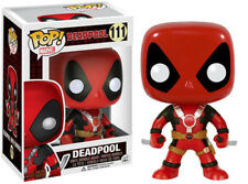 Figura Funko Deadpool 2 espadas