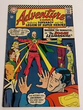 ADVENTURE COMICS #349. OCT 1966. DC. VG. BAGGED & BOARDED. FREE P&P!