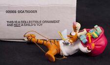 Grolier Disney Winnie the Pooh Tigger Angel Toys Christmas Ornament 009903