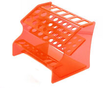 XTREME RACING ACRYLIC TOOL CADDY STAND ORANGE  XTR1850O TRAXXAS LOSI RTR MUGE