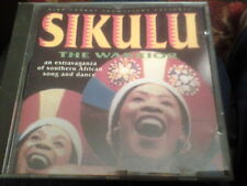 cd sikulu the warrior an extravaganza of south African music sing dance africa