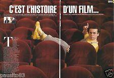 Coupure de presse Clipping 2008 François-Xavier Demaison joue Coluche  (8 pages)
