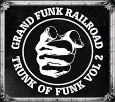 GRAND FUNK RRAILROAD Trunk Of Funk Vol. 2 6CD NEU 2017