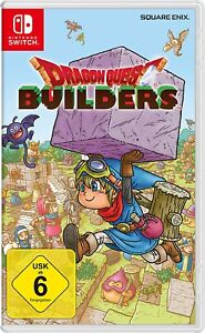 Dragon Quest Builders Nintendo Switch New+Boxed