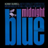 Kenny Burrell - Midnight Blue [CD]
