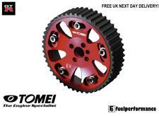 Genuine Tomei Adjustable Cam Pulley Intake for Nissan Skyline GT-R RB26DETT