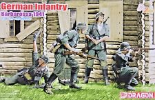1/35 Dragon 6580: German Infantry Barbarossa '41