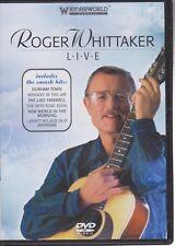 New DVD  - Roger Whittaker Live