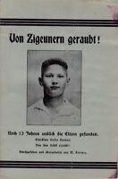 Von Zigeunern geraubt!Nach 13 Jahren endlich Eltern gefunden,Biografie Stuttgart