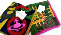 Vivienne Westwood  2 pieces set Towel Handkerchief 100% Cotton 28cm × 28cm