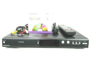 Magnavox MDR557H/F7 1TB Hard Drive/DVD HDD Recorder w Remote  and Cables