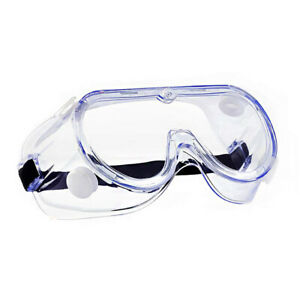 Safety Goggles Eye Protection Glasses for Industrial Laboratory Work UK