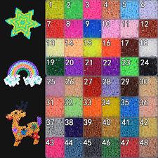 500/1000 PCS 2.6MM PP HAMA / PERLER BEADS for GREAT Kids Great Fun 50 colors A
