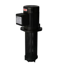 Machine Coolant Pump,1/8HP 3 Phase 240/480V, Lathe Grinder Mill Circulation