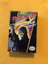 Neca Friday The 13th NES Jason