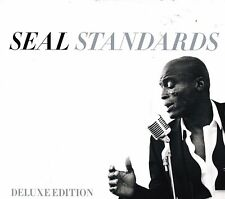 SEAL Standards Deluxe Edition CD NEW Smile Love For Sale Christmas Song