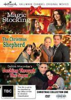 MAGIC STOCKING / CHRISTMAS SHEPHERD / DASHING THROUGH [NTSC ALL REGIONS] (3DVD)