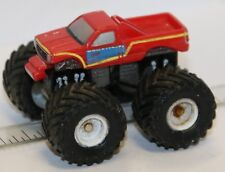 MICRO MACHINES TUFF TRAX VEHICLES COLLECTION MONSTER TRUCK EQUALIZER