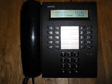 2 Stück Agfeo ST25 Systemtelefon schwarz wie Bild