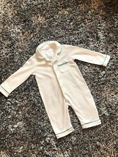 GOOD USED CONDITION - DOLCE & GABBANA ROMPER - 3 - 6 MONTHS